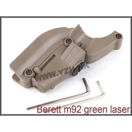 Emerson Laser Vert M9 Compact Noir (Emerson) AC-EMBD5175A Laser