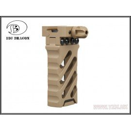QD Alu Handle B-Style Desert (Emerson)