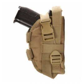 ARES Tactical Coyote Molle Holster (Ares Tactical) AC-AR5725 Molle Holster