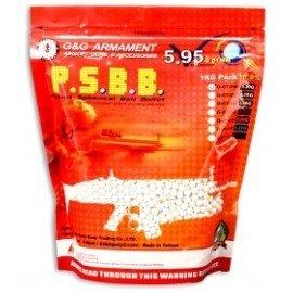 Sachet 0,25 g von 4000 Bällen (G & G)