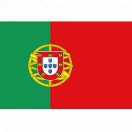 Bandera de portugal 150x100 cm