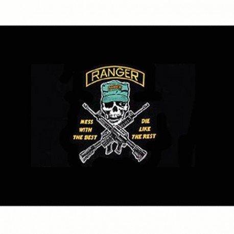 101 INC Drapeau US Rangers 150x100 cm HA-WP447200136 Drapeau
