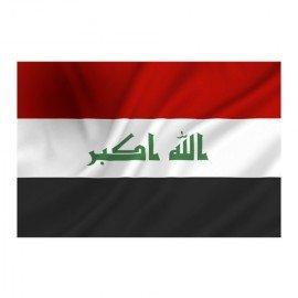 Drapeau Irak 150x100 cm