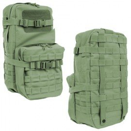 101 INC 30L Bag: Assault Molle MBSS OD (101 Inc) AC-WP351606OD Bag and Case
