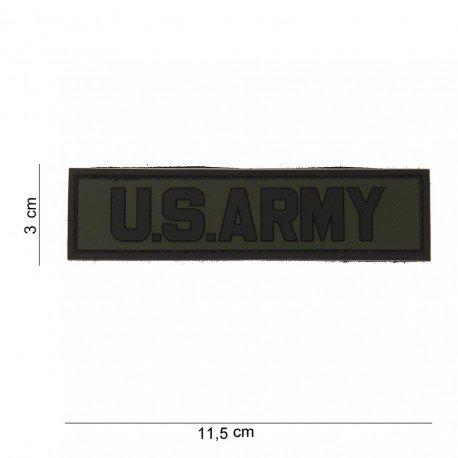 101 INC Patch 3D PVC US Army OD (101 Inc) AC-WP4441203524 Patch en PVC