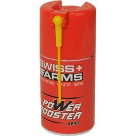 CYBERGUN Silicone Spray APS 160ml (Swiss Arms 603359) AC-CB603559 Materiali di consumo