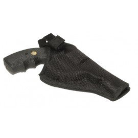CYBERGUN Holster Ceinture Revolver Python 4' (Swiss Arms 603652) AC-CB603652 Holster