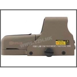 Emerson Emerson Holosight type Eotech 552 Desert AC-EMBD1406A Red Dot / Point rouge
