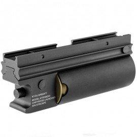 "replique-Lance Grenade 40mm XM203 6"" Noir (Emerson) -airsoft-RE-TD052"