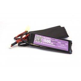 WE WE Batterie LiFe 9,9v Triple 1500mAh AC-WEBAT00062 Batteries