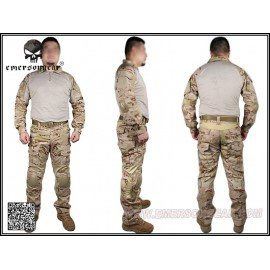 Uniforme Combat Set Gen2 Multicam Arid (Emerson)