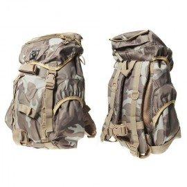 Bolsa de 25 litros: camuflaje de desierto de reconocimiento (101 inc.)
