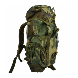 101 INC Bag 25L: Recon Woodland (101 Inc) AC-WP351631WD Bag and Case