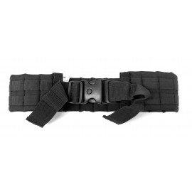 101 INC Soft Belt Schwarz (101 Inc) AC-WP241280BK Gürtel