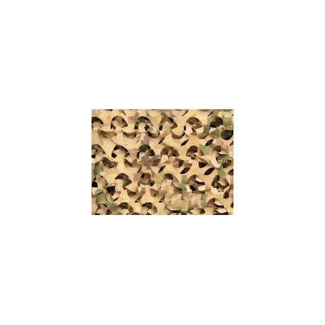 101 INC Filet Camouflage Multicam / mètre (Camo System) AC-WP469265MC Equipements