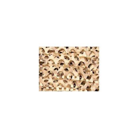 101 INC Filet Camouflage Désert / mètre (Camo System) AC-WP469265DE Camouflage
