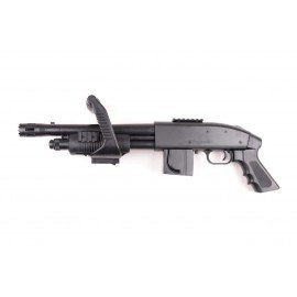 STOP Mossberg 590 Chainsaw Noir