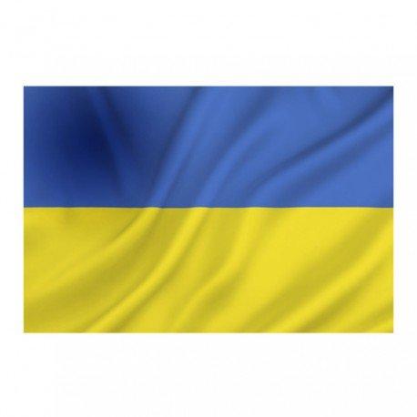 101 INC Drapeau Ukraine 150x100 cm HA-WP447200068 Drapeau
