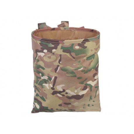 101 INC Poche Dump / Drop Multicam (101 Inc) AC-WP359891MC Poche Molle
