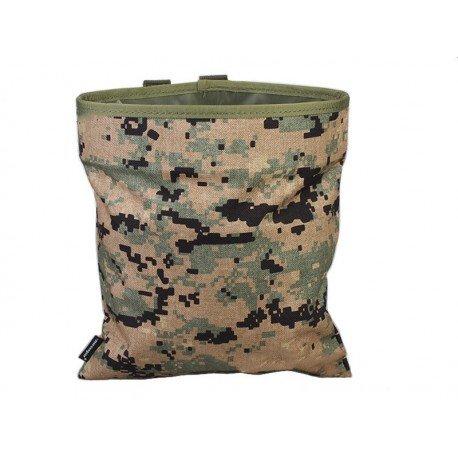 101 INC Poche Dump / Drop Marpat (101 Inc) AC-WP359891MP Poche Molle