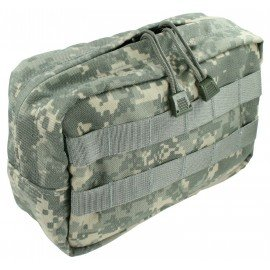 101 INC Horizontal Utility Pocket ACU (101 Inc) AC-WP359890ACU Soft Pocket