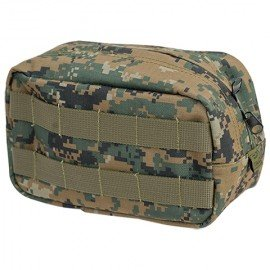 101 INC Marpat Horizontal Utility Pouch (101 Inc) AC-WP359890MP Soft Pouch