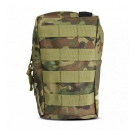 101 INC Vertical Utility Pouch Multicam (101 Inc) AC-WP359821MC Utility