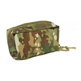 101 INC Cartouchiere / Co2 Multicam Pouch (101 Inc) AC-WP359815MC Soft Pouch