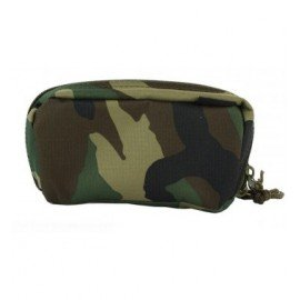 101 INC Cartouchiere / Co2 Pouch Woodland (101 Inc) AC-WP359815WDL Soft Pouch