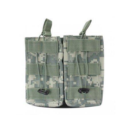 101 INC Poche Chargeur M4 (x2) EL ACU (101 Inc) AC-WP359808ACU Poche Molle