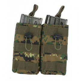 101 INC Poche Chargeur M4 (x2) EL Marpat (101 Inc) AC-WP359808MP Equipements