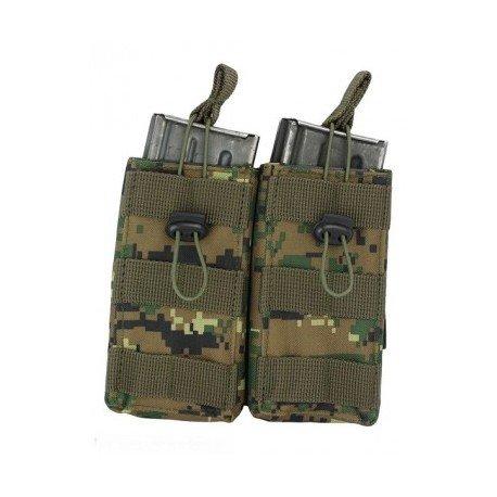 101 INC Poche Chargeur M4 (x2) EL Marpat (101 Inc) AC-WP359808MP Equipements