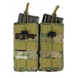 101 INC Double Poche M4 EL Multicam HA-WP359808MC Poche Molle