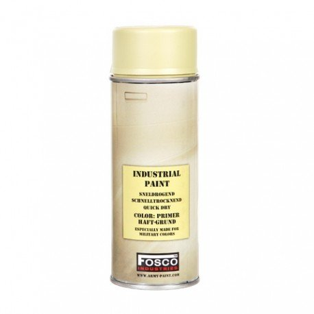 101 INC Spray / Bombe Peinture Primaire (Fosco) AC-FC469317 Peinture