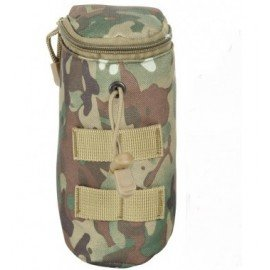101 INC Multicam Ball Bottle Pouch (101 Inc) AC-WP359800MC Soft Pouch
