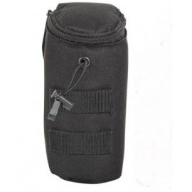 101 INC Black Bottle Ball Pouch (101 Inc) AC-WP359800BK Features