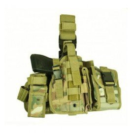 101 INC Holster Cuisse Multicam Droitier (101 Inc) AC-WP355460MC Holster