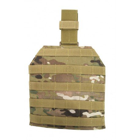 101 INC Plaque Cuisse Molle Multicam (101 Inc) AC-WP355405MC Poche Molle