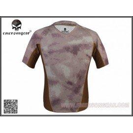 Emerson Camo Fastdry T-Shirt A-Tacs (Emerson) HA-EMEM9167ATS Uniforms