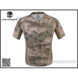 Emerson T-Shirt Camo Fastdry A-Tacs FG (Emerson) HA-EMEM9167AF Uniformes