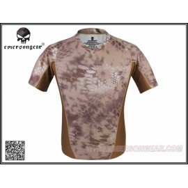 Emerson Emerson T-Shirt Camo Fastdry Highlander HA-EMEM9167HM Uniformes