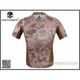 Emerson Camo Fastdry Highlander T-Shirt (Emerson) HA-EMEM9167HM Uniforms