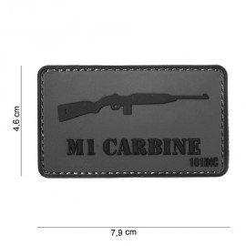 101 INC Patch 3D PVC M1 Carabine (101 Inc) AC-WP4441304043 Patch en PVC