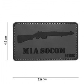 Patch 3D PVC M14 Socom (101 Inc)