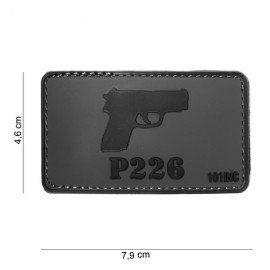 Patch 3D PVC P226 (101 Inc)
