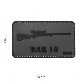 Patch 3D PVC Sniper BAR10 / VSR10 (101 Inc)