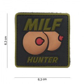 3D PVC Patch Milf Hunter OD (101 Inc)