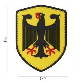 Patch 3D PVC Aigle Imperiale (101 Inc)