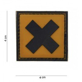 Patch 3D PVC Irritant (101 Inc)