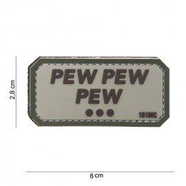 PVC 3D Pew pew pew Desert Patch (101 Inc)